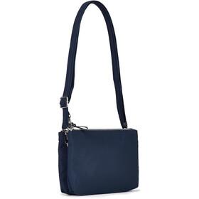 Pacsafe Stylesafe Double Zip Crossbody Bag navy